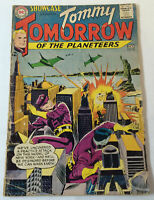 1963 DC Comics SHOWCASE #46 ~ Tommy Tomorrow And The Planeteers