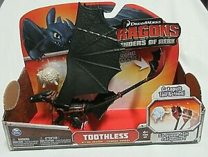 TOOTHLESS NIGHT FURY * Sheep Catapult * How to Train Your Dragon Defenders/Berk