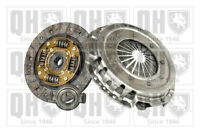 Clutch Kit 3pc (Cover+Plate+Releaser) fits FIAT GRANDE PUNTO 199 1.4 05 to 15 QH