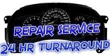 1997-2005 BUICK REGAL  CENTURY DIGITAL ODOMETER PRNDL DISPLAY REPAIR SERVICE