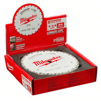 Milwaukee 48-41-0720 7-1/4 in. 24T Framing Circular Saw Blades Bulk 10 Pack New