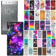 "For Sony Xperia XZ Premium 5.5"" Phone Design Protector Hard Back Case Cover Skin"