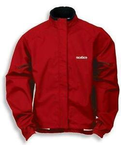 Raceface Sky Juice Waterproof Jacket - Red - Small NEW