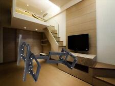 180°Flexible Home 26-42 Inch LCD TV Rack TV Mounts Rotating Folding Cantilever