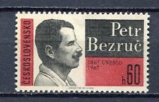 32909) CZECHOSLOVAKIA 1967 MNH** Peter Bezruc, 1v