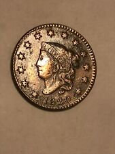 1820 Large Cent Small Date Nice Collectors Coin