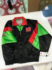 Bobby Labonte Nutmeg Official Race Jacket New W/ Tags Unique Style Free Shipping