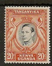 KUT 1938-54 KGVI 20c P14 SG139a MINT CAT £55