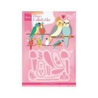 Marianne Design Collectables Cutting Dies - Eline's Birds COL1465