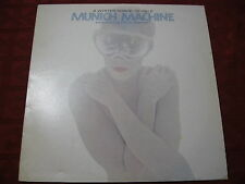 LP ITALO discoteca MUNICH MACHINE A Whiter Shade of Pale G. Moroder DURIUM