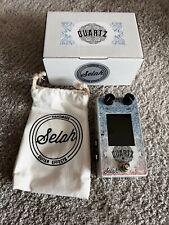 Selah Quartz V3 Gitarrenpedal, neuwertig