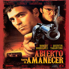 ABIERTO HASTA EL AMANECER dvd.