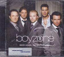 CD ♫ Compact disc «BOYZONE ♪ BACK AGAIN... NO MATTER WHAT» nuovo sigillato