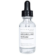 ARGIRELINE™ peptide Serum w/ Organic Hyaluronic Acid For Face Collagen 1 1oz