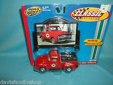 Road Champs Texaco 1956 Ford F100 Truck 1:43 Scale NEW on Card