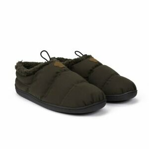 Nash ZT Deluxe Bivvy Slippers Olive Green