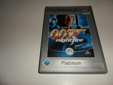 PlayStation 2  PS 2  James Bond 007 - Nightfire [Platinum] (2)