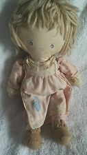 Vintage Betsy Clark Doll 1973 Rag Doll Hallmark Doll 14 inches