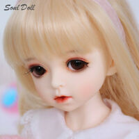 "1/6 Handmade Resin BJD MSD Lifelike Doll Joint Dolls Women Girl Gift 10"" Rory"