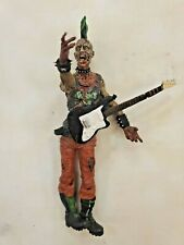 "McFarlane THE WALKING DEAD - PUNK ROCK ZOMBIE 5"" Figure COMIC Series 3 Loose"