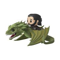 POP Rides: GOT - Jon Snow with Raegal Funko POP! Vinyl Figure Game of Thrones...