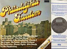 PHILADELPHIA FREEDOM VOL 2 dovells/orions/chubby checker/Bobby Rydell/tymes LP