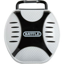 Battle Sports Science Funda rígida de plástico protector bucal