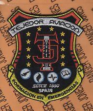 SPAIN Spanish Army Aviation TEJEDOR AVIACION Flight cloth pocket patch