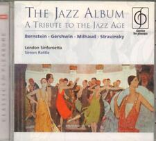 Peter Donohoe(CD Album)The Jazz Album - A Tribute To The Jazz Age-New