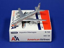 Schabak 935/29 AA American Airlines Boeing B-720 1:600  MIB German Made