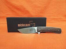 "BOKER Plus ""FR Cocobolo"" Folding Pocket Knife #01BO744 Brown"