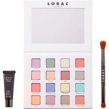 NIB LORAC I Love Brunch PRO Palette Eyeshadow Eye Shadow Primer Brush!