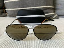 Genuine Cutler and Gross Sunglasses- Metal frame- Excellent Condition- Unisex
