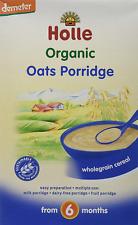 Holle Flocons D'Avoine Porridge 3 x 250 g
