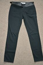 GIORGIO ARMANI black trousers jeans size 28 UK brand new
