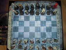 De Agostini, Star Wars - Schachfiguren, Set 1, Schachbrett, wie neu