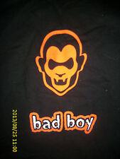 HALLOWEEN ITS THE THING BAD BOY BLACK T SHIRT