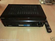 Sony STR-DE697 7.1 Receiver, Dolby Digital EX, DTS ES, 7 x 100Watt, 2J. Garantie