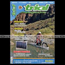 TRIAL MAGAZINE N°22 ARIEL 500 BULTACO 250 MALCOLM RATHMELL GAS GAS 125 TXT 2006