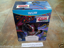 Legend of Zelda The Wind Waker HD Limited Edition Wii U with Ganondorf Brand New