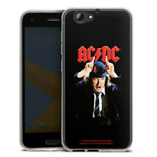 HTC One A9 s Silikon Hülle Case HandyHülle - ACDC Riverplate