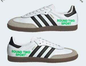 Adidas  Samba Round Two Sport Uk 12 US 12.5 CONFIRMED ORDER. DEADSTOCK
