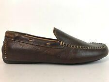 Johnston & Murphy Mens Driving Moccasin Loafer Size 8.5 (Women 10) Sheepskin
