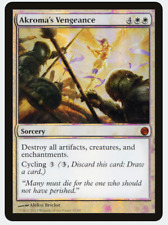 MTG X1: Akroma's Vengeance *FOIL* From the Vault: 20, MR, NM - FREE US SHIPPING!