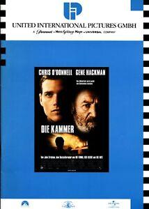 Kino # Original Presse-Information # Die Kammer # James Foley # 1997