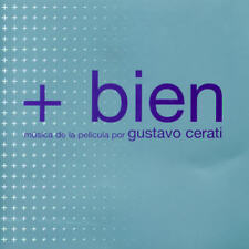 GUSTAVO CERATI - +BIEN [MUSICA DE LA PELICULA] USED - VERY GOOD CD