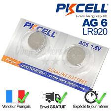2 PILES / SR920SW / SR920 / LR921 / AG6 / 371 / 1,5V / ENVOI RAPIDE