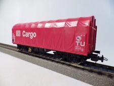 Roco 46921 H0, Schiebeplanenwagen Shimmns-tu718 DB-Cargo,467 2 137-5, Ep. V, MDO