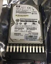 HP 493083-001 DG0300FARVV 518194-002 375863-015 300 GO DP 10K SAS 6.3cm Disque