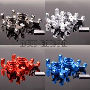 1/5 Aluminum Steering blocks, left & right 77076-4 For RC Traxxas X-Maxx